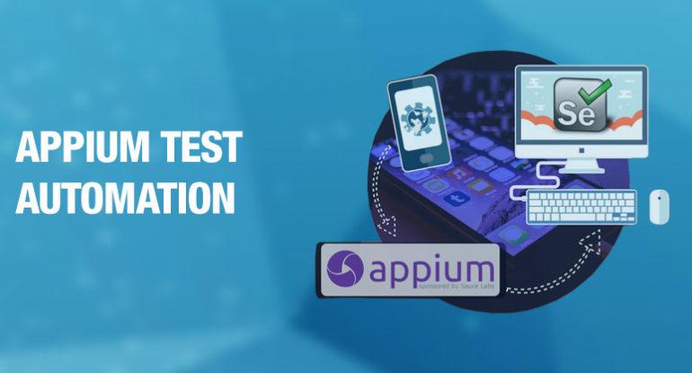 Appium-Test-Automation