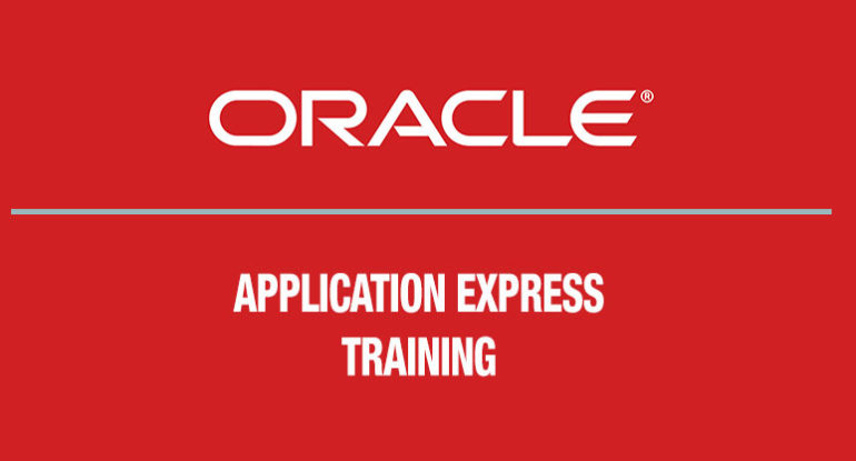 Application-Express-Training