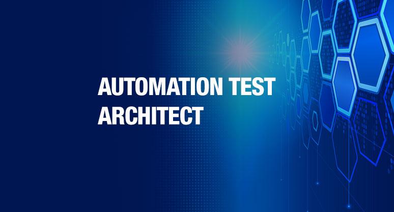 Automation Test Architect