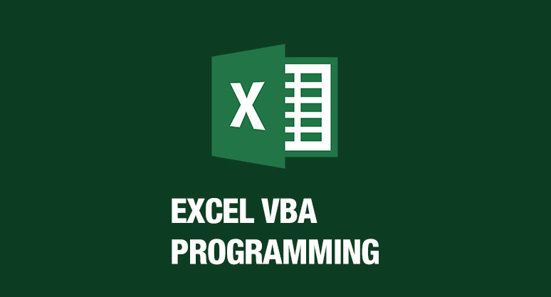Excel VBA Programming Training