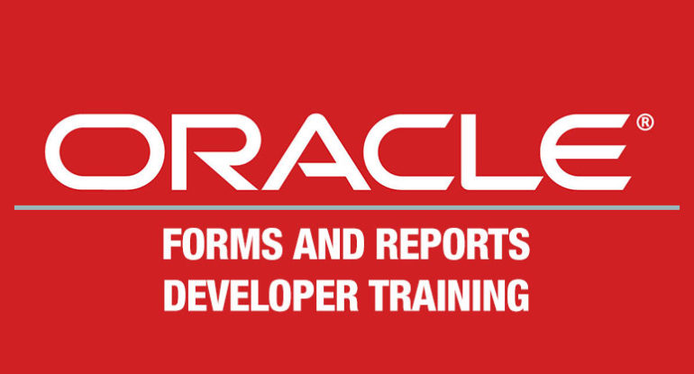 Forms-and-Reports-Developer-Training