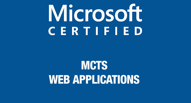 MCTS Web Applications 4.5