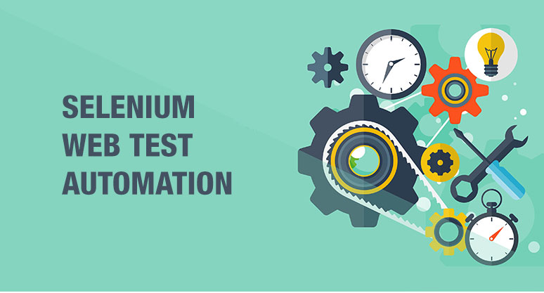 Selenium Web Test Automation with Java