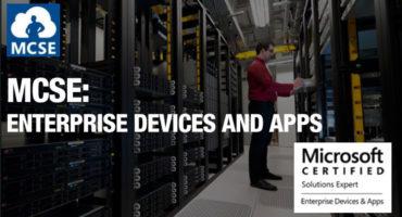 MCSE-Enterprise-Devices-and-Apps