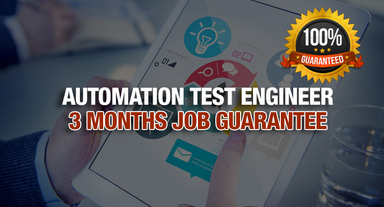 Automation Test Engineer