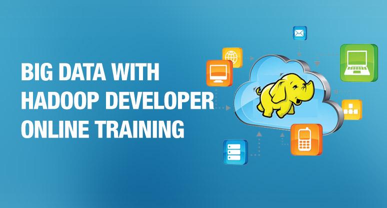 Big Data with Hadoop Developer Online Training