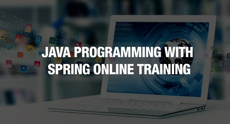 Java Programming with Spring Online Training