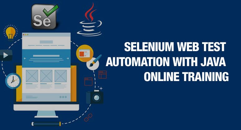 Selenium Automation with Java Online Training