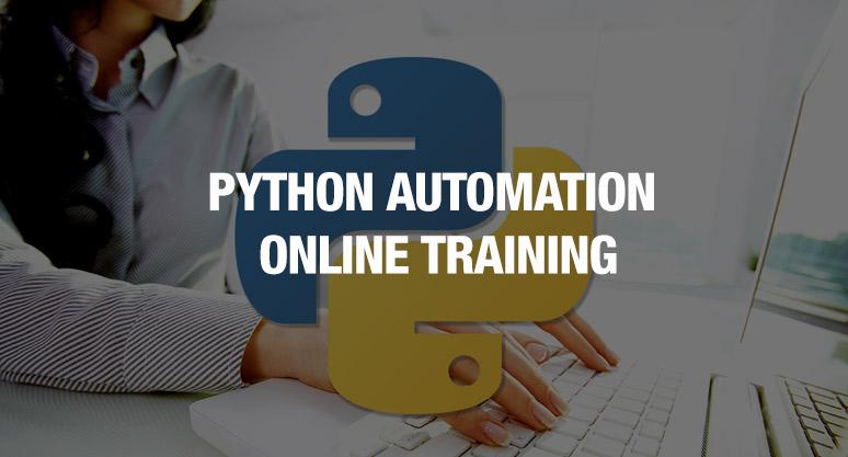Python Automation Online Training