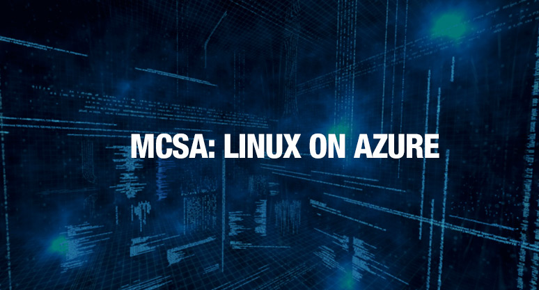 MCSA: Linux on Azure